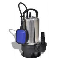 vidaXL Pompa ogrodowa do wody 750 W 12500 L/h
