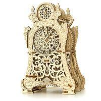 WOODEN CITY Drewniany model magicznego zegara, zestaw modelarski