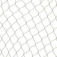 Nature Siatka przeciw ptakom Primo 10x10 m czarna 6030407