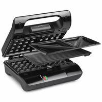 Princess Wielofunkcyjny grill/opiekacz do kanapek Compact Pro, 800 W