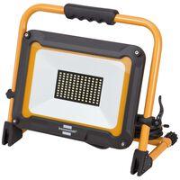 Brennenstuhl Przenośny reflektor LED JARO 7000 M, IP65, 80 W