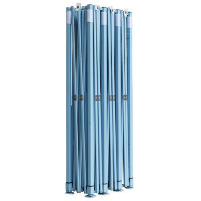 vidaXL Składany namiot imprezowy, 3 x 9 m, niebieski