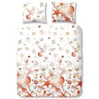 Good Morning Zestaw pościeli 5656-A Shells, 240 x 200/220 cm, kolorowy