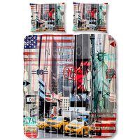 Good Morning Zestaw pościeli 5744-P CITY 240x200/220cm, kolorowy