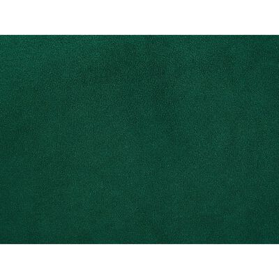 Otomana Welurowa Zielona Evja