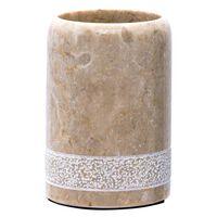 RIDDER Kubek na akcesoria łazienkowe Posh, marmur
