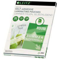 Leitz Samoprzylepne folie do laminowania, A4, 100 szt.