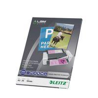 Leitz Folie do laminowania ILAM, 250 mikronów, A3, 25 szt.