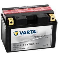 Varta Akumulator AGM, 12 V, 11 Ah, YT12A-4 / YT12A-BS