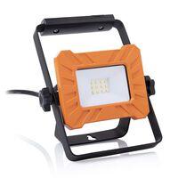 Smartwares Lampa robocza LED na stojaku, 15x19,5x4,5 cm, pomarańczowa