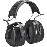 3M Słuchawki ochronne Worktunes Pro Peltor z radiem, czarne, 34732