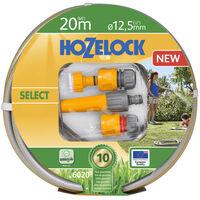 Hozelock Wąż ogrodowy Select z zestawem startowym, 20 m