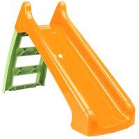 Paradiso Toys Pierwsza zjeżdżalnia, pomarańczowa, 100 cm, T02423