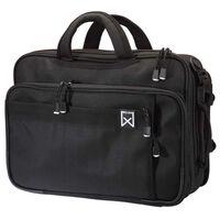 Willex Wielofunkcyjna torba biurowa na rower, 15 L, czarna, 12001