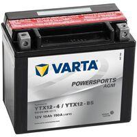 Varta Akumulator do motocykla, Powersports AGM YTX12-4/YTX12-BS