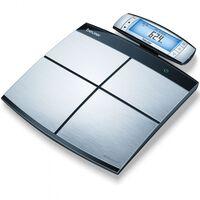 Beurer Diagnostyczna waga łazienkowa BF 105, czarno-srebrna