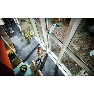 Leifheit Odkurzacz okienny Dry&Clean, szczotka i uchwyt, 51003