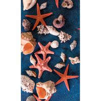 Good Morning Ręcznik plażowy SEA STAR, 100x180 cm, niebieski