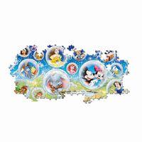 Clementoni Puzzle Panorama Disney, 1000 elementów