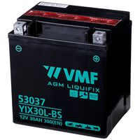 VMF Powersport Akumulator Liquifix 12 V 30 Ah YIX30L-BS