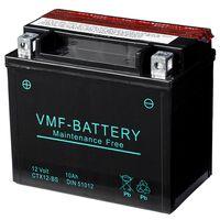VMF Powersport Akumulator Liquifix 12 V 10 Ah MF YTX12-BS