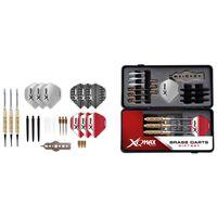 XQmax Darts Zestaw prezentowy do gry w rzutki QD7000120