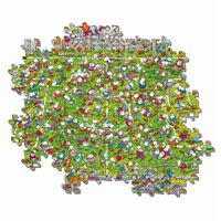 Clementoni Puzzle Mordillo The Match, 1000 elementów