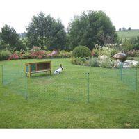 Kerbl Ogrodzenie elektryczne dla królików, siatka, 65 cm, 292209