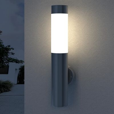 Lampa ze stali nierdzewnej wodoodporna