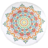 HIP Ręcznik plażowy 2066-H Martine, okrągły, 160 cm, wielokolorowy