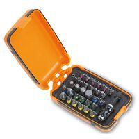 Beta Tools 30-cz. zestaw końcówek z uchwytem magnetycznym 860MIX/A31