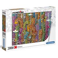 Clementoni Puzzle Mordillo Jungle, 2000 elementów