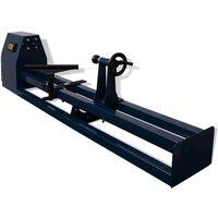 vidaXL Tokarka do drewna, 1000 mm, 400 W