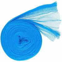 Nature Siatka przeciw ptakom Nano, 5 x 4 m, niebieska
