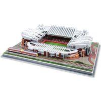 Nanostad Puzzle 3D Old Trafford, 186 części, PUZZ180052