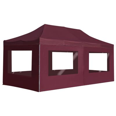 vidaXL Profesjonalny, składany namiot imprezowy ze ścianami, 6 x 3 m
