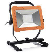 Smartwares Lampa robocza LED, 24,5x18x36 cm, pomarańczowa