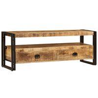 vidaXL Szafka pod TV, 120x35x45 cm, lite drewno mango