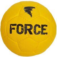 GUTA Piłka do gry w dwa ognie, miękka, żółta, 13 cm