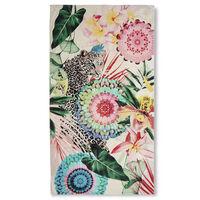HIP Ręcznik plażowy VERDA, 100 x 180 cm, kolorowy