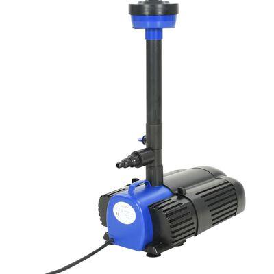 vidaXL Pompa do fontanny, 85 W, 3000 L/h