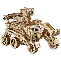 Robotime Solarny model samochodu Curiosity Rover