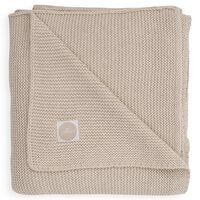 Jollein Kocyk Basic Knit, 100 x 150 cm, nugat