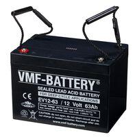 VMF AGM Akumulator głębokiego rozładowania EV, 12 V, 63 Ah, EV12-63