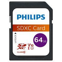 Philips Karta pamięci SDXC, 64 GB, UHS-I, U1, V10
