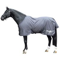 Covalliero Derka padokowa dla konia RugBe Zero, 155 cm, szara