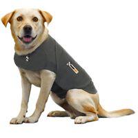 ThunderShirt Kamizelka przeciwlękowa dla psa, XL, szara, 2018