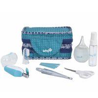 Safety 1st Zestaw pielęgnacyjny z kosmetyczką, niebieski, 3106003000