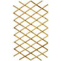 Nature Ogrodowa kratka do pnączy, 45x180 cm, bambus, 6040720