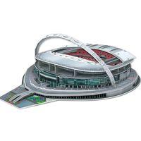 Nanostad 89-częściowe puzzle 3D England Wembley Stadium